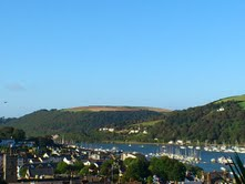 The River Dart, Dartmouth