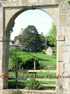 Chipping Campden in the Cotswolds